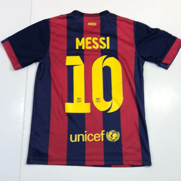new arrival ac59b f29da messi soccer jersey youth